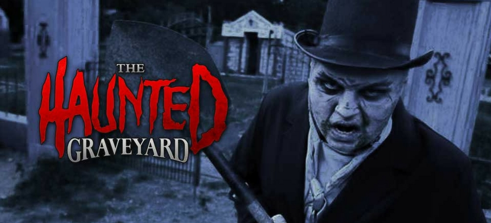 Image result for haunted graveyard lake compounce